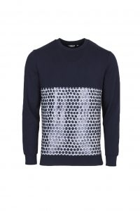 model bluzy dla mężczyzn